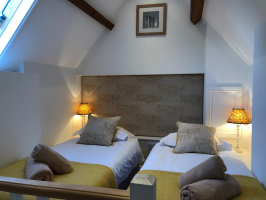 Guest Bedroom in the Tower