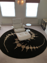 The Bedroom Rug