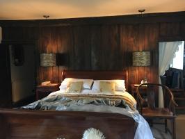 Ceiling lights for bedside reading