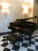 Bespoke Wallpaper - The Piano Area