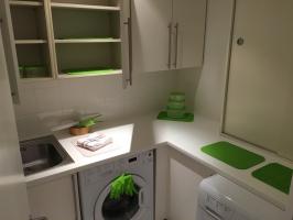 Tiny Laundry Room