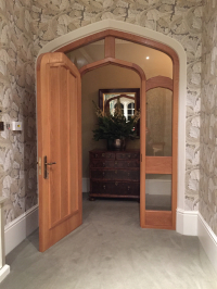 New internal Door - Bespoke Design
