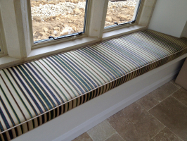 Adding Comfort - Window Seat