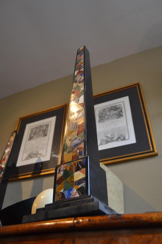 English Ashford Obelisks